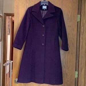 Wool Rothschild wool coat